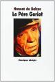 Couverture Le Père Goriot Editions L'école des loisirs (Classiques abrégés) 2015