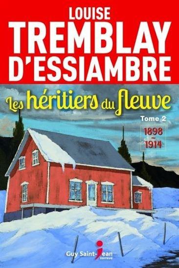 Couverture Les Héritiers du fleuve, tome 2 : 1898-1914