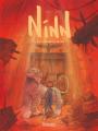 Couverture Ninn, tome 4 : La cathédrale de fer Editions Kennes 2019