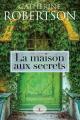 Couverture La maison aux secrets Editions Guy Saint-Jean 2017