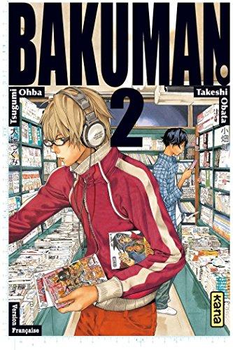 Couverture Bakuman, tome 02