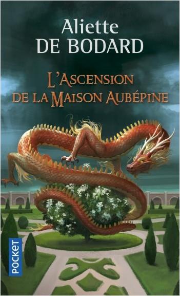 Couverture Dominion of the fallen, tome 2 : L'ascension de la maison Aubépine