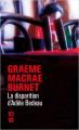 Couverture La disparition d'Adèle Bedeau Editions 10/18 2019