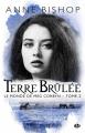 Couverture Le Monde de Meg Corbyn, tome 2 : Terre Brûlée Editions Milady (Bit-lit) 2019