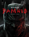 Couverture Batman : Damned  Editions Urban Comics (DC Black Label) 2019