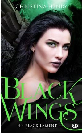 Couverture Black wings, tome 4