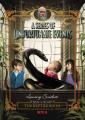 Couverture Les désastreuses aventures des orphelins Baudelaire, tome 02 : Le laboratoire aux serpents Editions Harper 2017