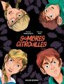 Couverture Sombres citrouilles Editions Rue de Sèvres 2019