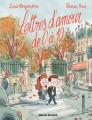 Couverture Lettres d'amour de 0 à 10 (BD) Editions Rue de Sèvres 2019