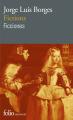 Couverture Fictions Editions Folio  (Bilingue) 1982