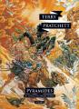 Couverture Les Annales du Disque-Monde, tome 07 : Pyramides Editions L'Atalante 2012