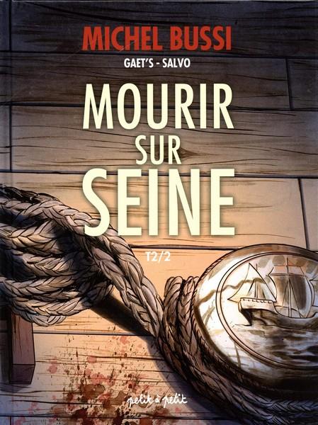 Couverture Mourir sur Seine, tome 2