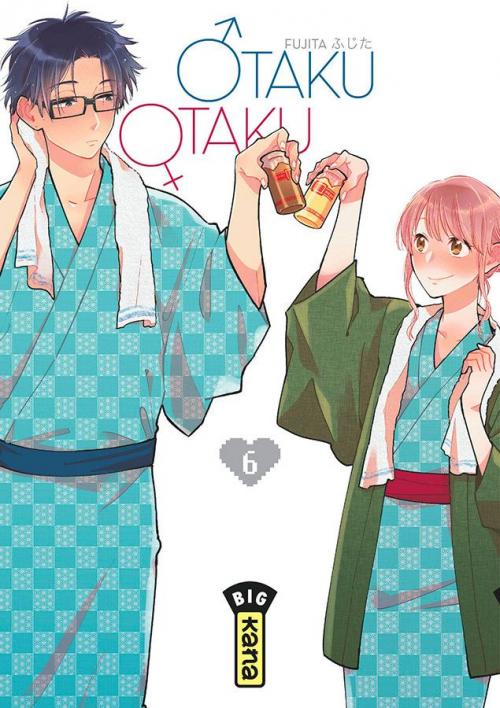 Couverture Otaku Otaku, tome 6