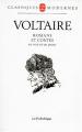 Couverture Romans et contes en vers et en prose Editions Le Livre de Poche 1986
