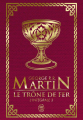 Couverture Le Trône de Fer, intégrale, tome 3 Editions J'ai Lu (Fantasy) 2019