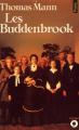 Couverture Les Buddenbrook Editions Points 1965