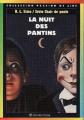 Couverture Le pantin diabolique / La nuit des pantins Editions Bayard (Poche - Passion de lire) 1996