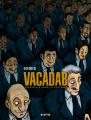 Couverture Vacadab Editions Le Moule-à-gaufres 2012