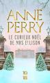 Couverture Le Curieux Noël de Mrs Ellison Editions 10/18 (Grands détectives) 2019