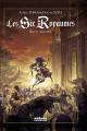 Couverture Les Six Royaumes - Récit illustré Editions Mnémos (Ourobores) 2019