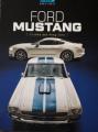 Couverture Ford Mustang L'icône des Pony Cars Editions Bibliothèque nationale de France 2019