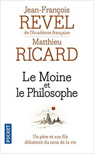 Couverture Le moine et le philosophe
