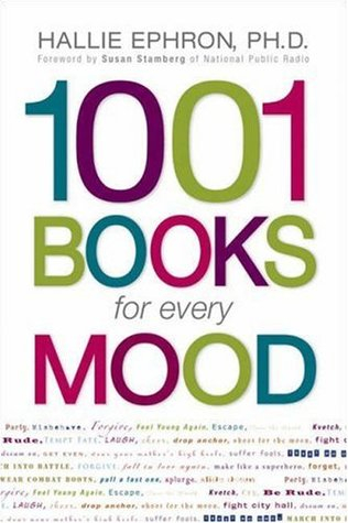 Couverture 1001 Books for Every Mood