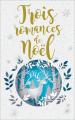 Couverture Trois romances de Noël Editions France Loisirs 2019