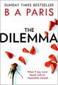 Couverture Le Dilemme Editions HarperCollins 2020