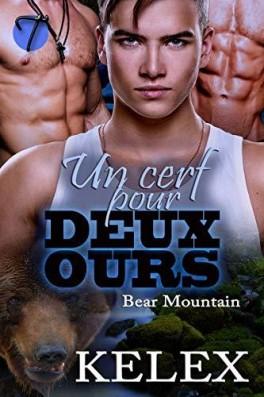 Couverture Bear Mountain, tome 6 : Un cerf pour deux ours