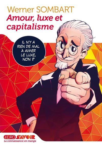 Couverture Amour luxe et capitalisme