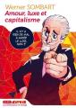 Couverture Amour luxe et capitalisme Editions Kurokawa 2019