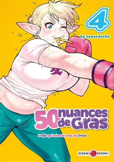 Couverture 50 nuances de gras, tome 4