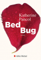 Couverture Bed Bug Editions Albin Michel 2019