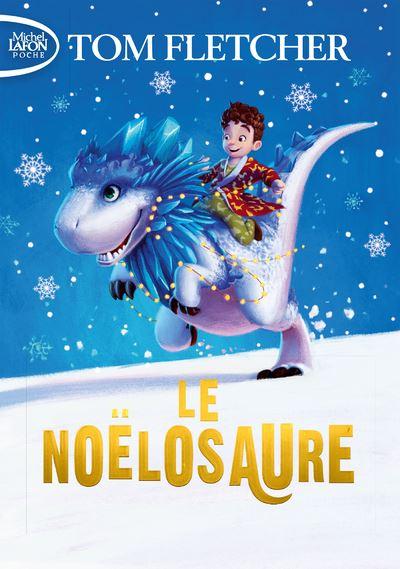 Couverture Le Noëlosaure, tome 1