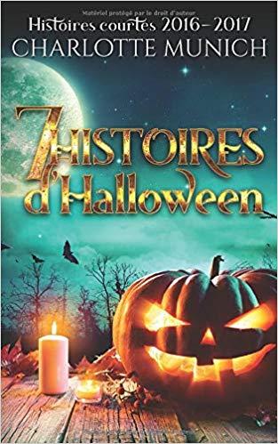 Couverture 7 histoires d'Halloween