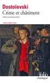 Couverture Crime et châtiment, intégrale Editions Folio  2019