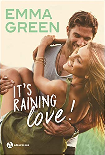 Couverture It's raining love !
