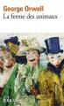 Couverture La ferme des animaux Editions Folio  2014