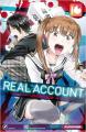 Couverture Real Account, tome 16 Editions Kurokawa (Shônen) 2019