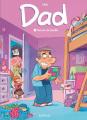 Couverture Dad, tome 2 : Secrets de famille Editions Dupuis 2015