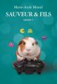 Couverture Sauveur & fils, tome 4 Editions L'École des loisirs (Médium +) 2018