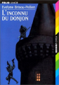 Couverture L'inconnu du donjon Editions Folio  (Junior) 2001