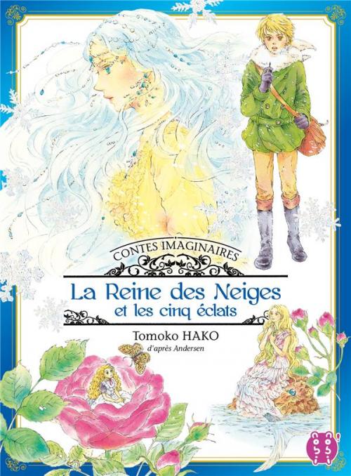 Couverture Contes imaginaires, tome 1 : La reine des neiges et les cinq éclats