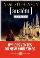 Couverture Anatèm, tome 1 Editions Albin Michel (Imaginaire) 2018