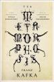Couverture La métamorphose Editions W. W. Norton & Company 2014