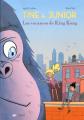 Couverture Tine & Junior : Les vacances de King Kong Editions Frimousse 2016