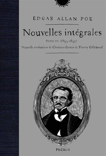 Couverture Nouvelles intégrales, tome 3 : 1844-1849