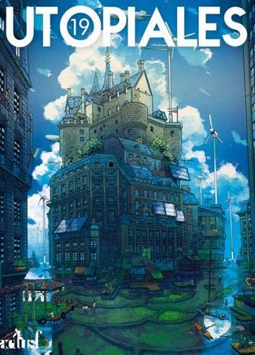 Couverture Utopiales 2019