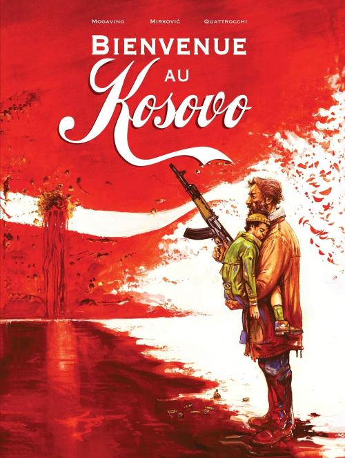 Couverture Bienvenue au Kosovo